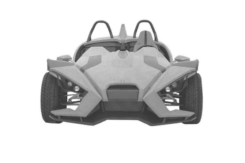 2015 Polaris Slingshot High Resolution Exterior - image 539267
