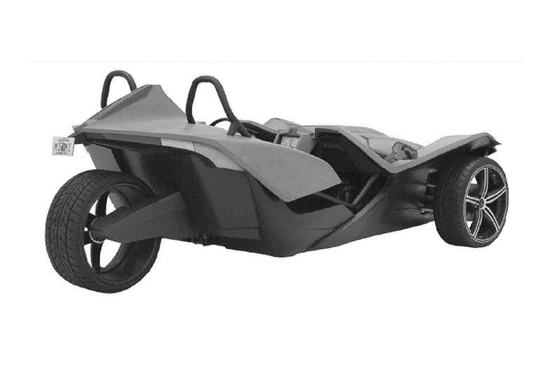 2015 Polaris Slingshot High Resolution Exterior - image 539268
