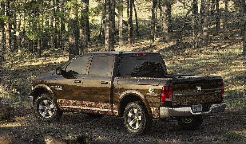2014 Ram 1500 Mossy Oak Edition High Resolution Exterior - image 537706