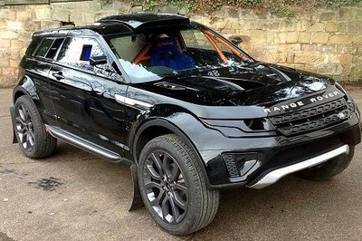 2014 Land Rover Range Rover Evoque LRM-1 By Milner Exterior - image 537516