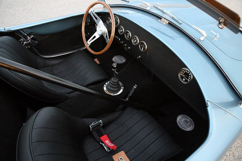 2014 Shelby 289 FIA Cobra CSX7000 50th Anniversary Interior - image 539065