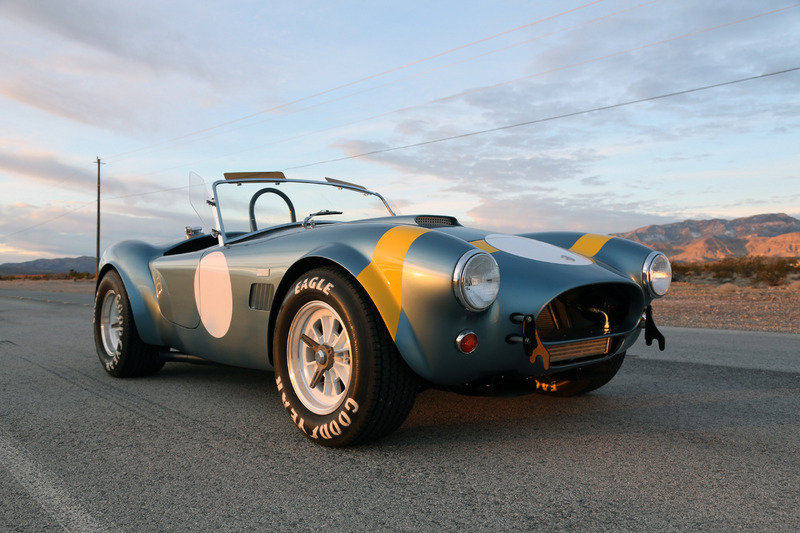 2014 Shelby 289 FIA Cobra CSX7000 50th Anniversary High Resolution Exterior - image 539060