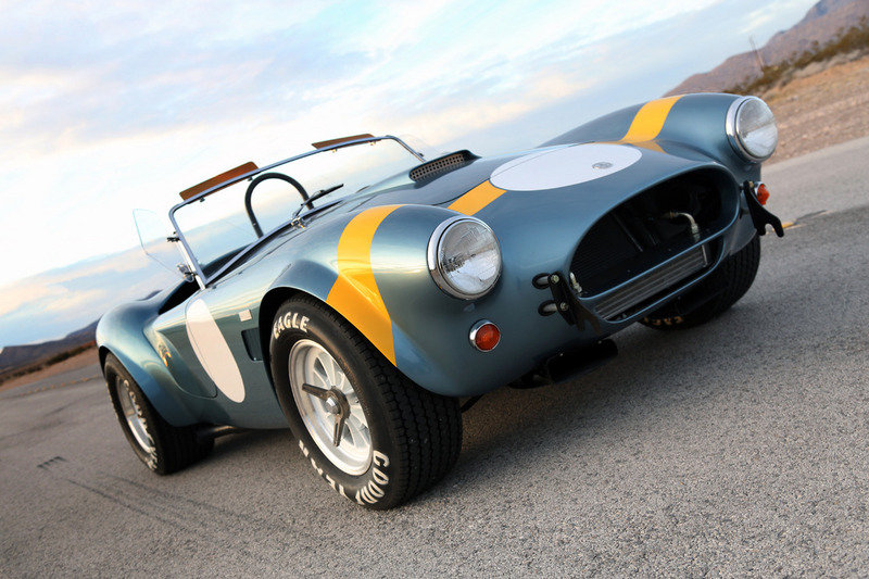 2014 Shelby 289 FIA Cobra CSX7000 50th Anniversary High Resolution Exterior - image 539062