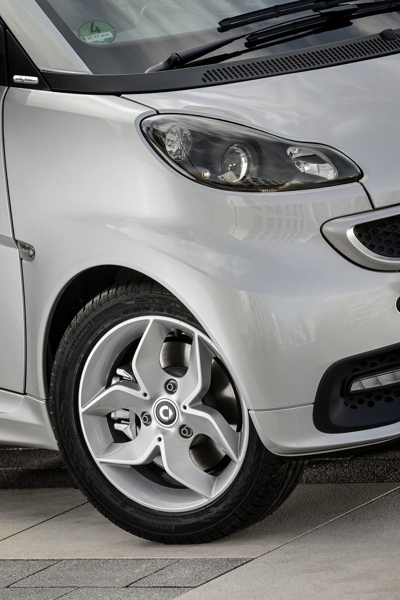 2014 Smart Fortwo Edition Citybeam
