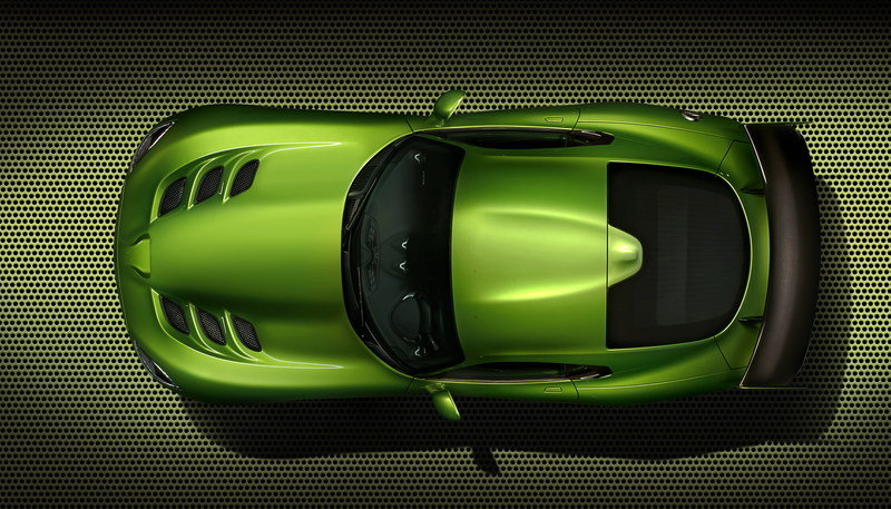 2014 SRT Viper Grand Touring High Resolution Exterior - image 537940