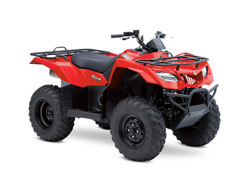 2014 Suzuki KingQuad 400FSi High Resolution Exterior - image 537708