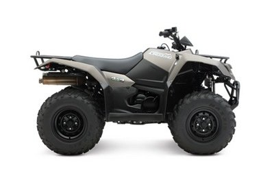 2014 Suzuki KingQuad 400FSi Limited Edition