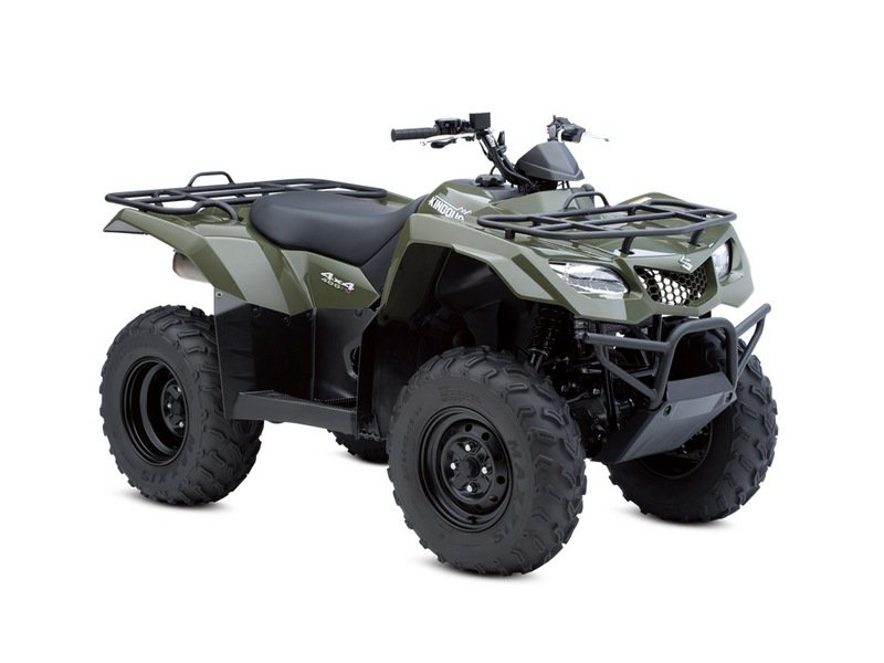 2014 Suzuki KingQuad 400FSi High Resolution Exterior - image 537707