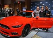 "The 2015 Ford Mustang to Star in ""Need for Speed"" - image 538633"