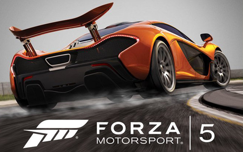 Forza 5 Adds Five More Cars Alongside Rolls Royce Wraith