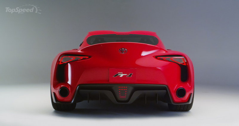 2014 Toyota FT-1 Concept High Resolution Exterior - image 537979