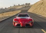 2014 Toyota FT-1 Concept - image 537989