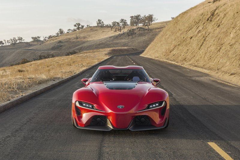 2014 Toyota FT-1 Concept High Resolution Exterior - image 537989