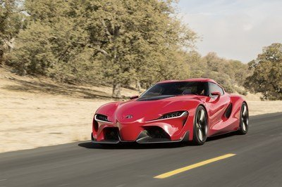 2014 Toyota FT-1 Concept - image 537990
