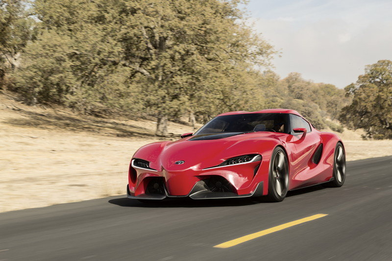2014 Toyota FT-1 Concept High Resolution Exterior - image 537990