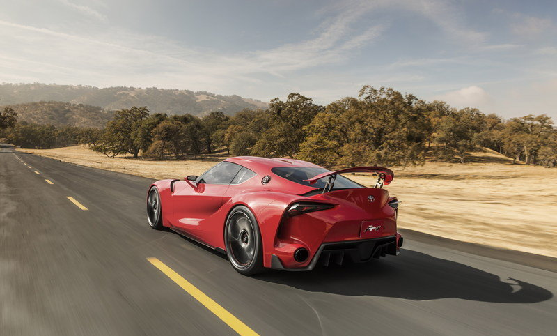 Visual Comparison: the 2020 Toyota Supra vs the Toyota FT-1
