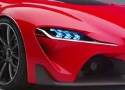 2014 Toyota FT-1 Concept - image 537997