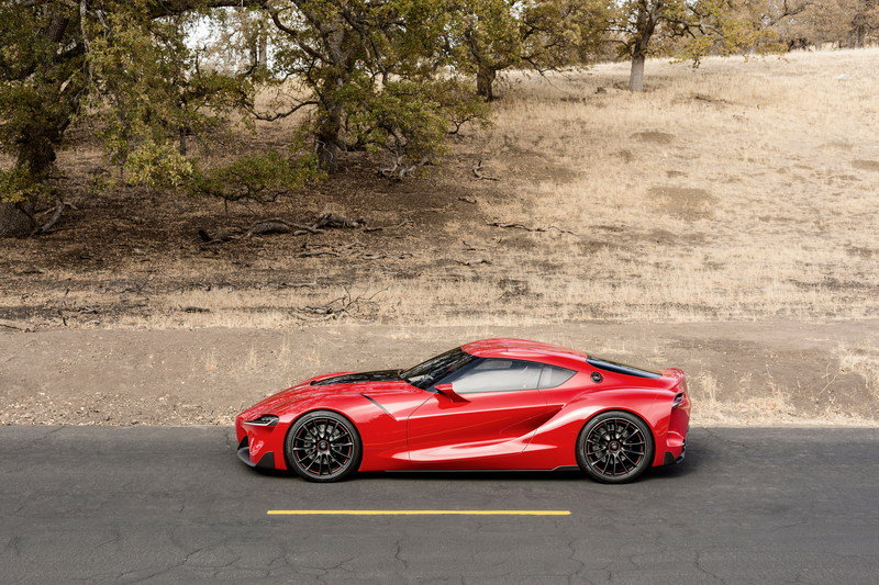 2014 Toyota FT-1 Concept High Resolution Exterior - image 538004