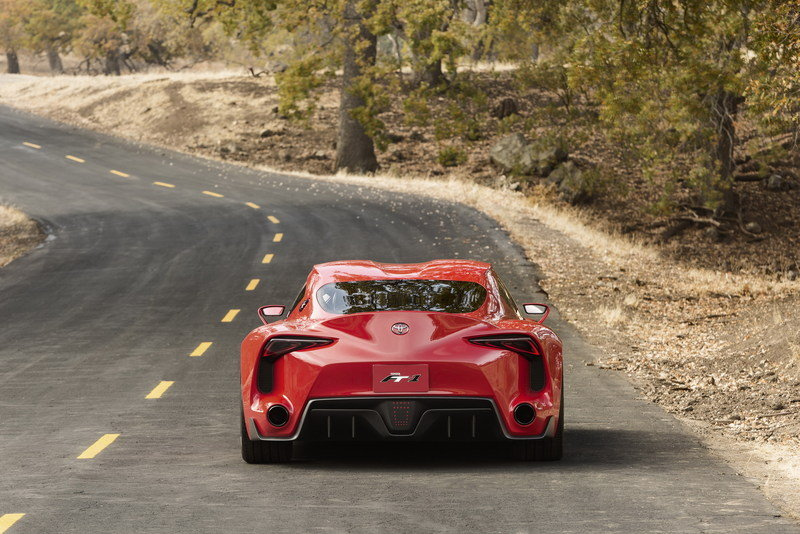 2014 Toyota FT-1 Concept High Resolution Exterior - image 538006