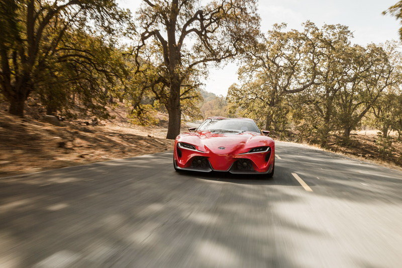 2014 Toyota FT-1 Concept High Resolution Exterior - image 538007