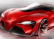 2014 Toyota FT-1 Concept - image 538033