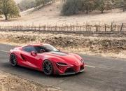 2014 Toyota FT-1 Concept - image 537972