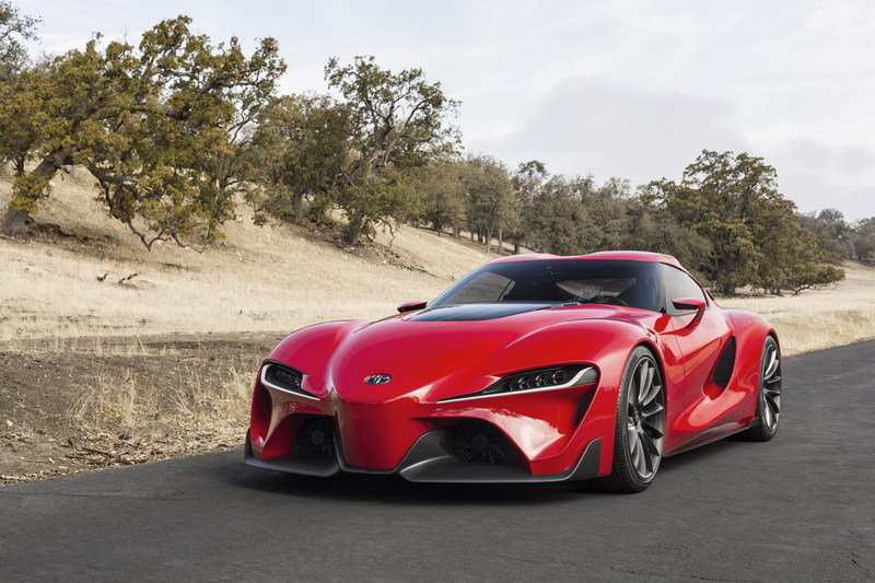 2014 Toyota FT-1 Concept High Resolution Exterior - image 537973