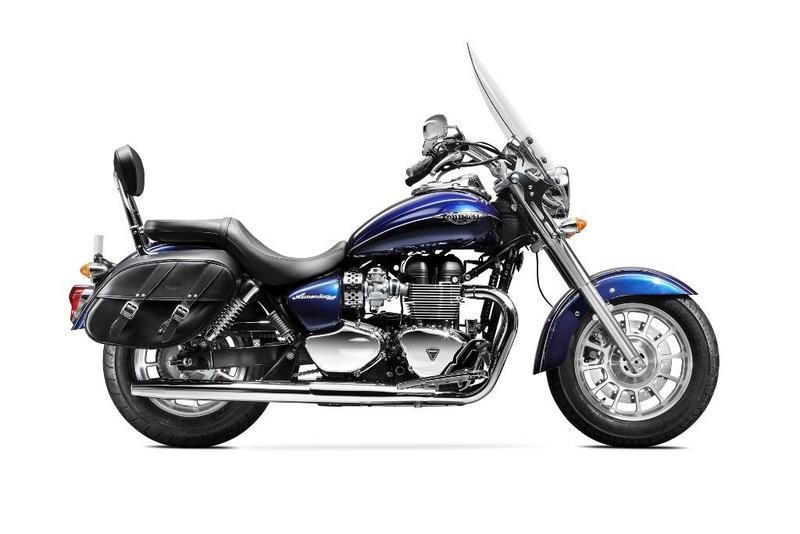 2014 Triumph America LT High Resolution Exterior - image 537126