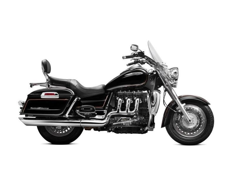 2014 Triumph Rocket III Touring High Resolution Exterior - image 539721
