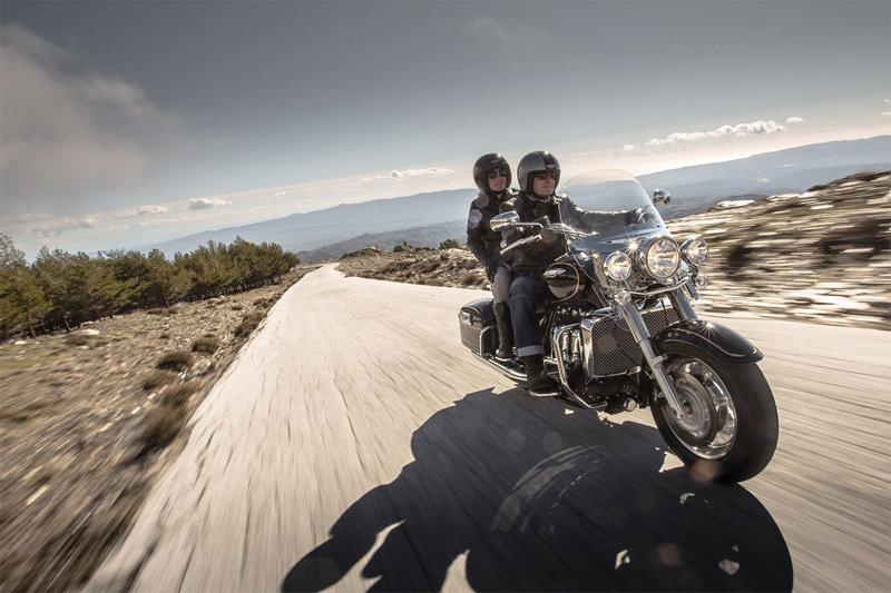 2014 Triumph Rocket III Touring High Resolution Exterior - image 539710
