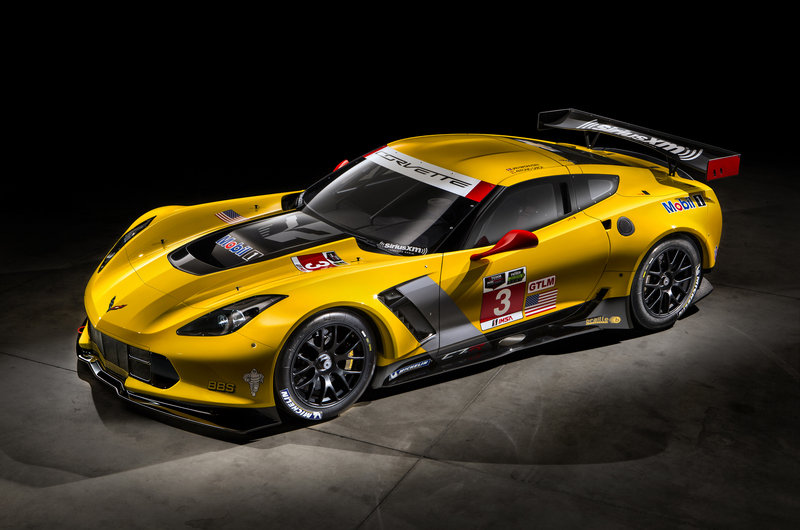 2014 Chevrolet Corvette C7.R High Resolution Exterior - image 538159
