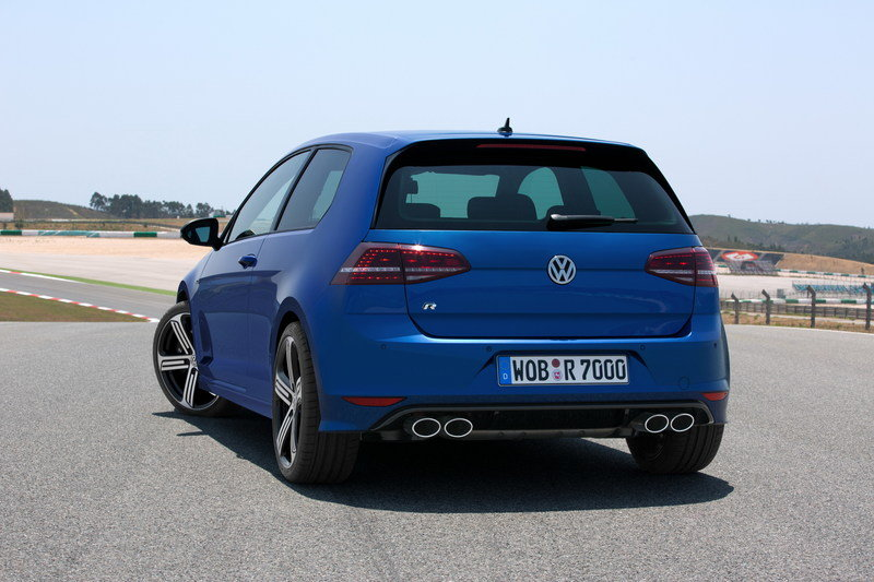 2016 Volkswagen Golf R High Resolution Exterior - image 537640