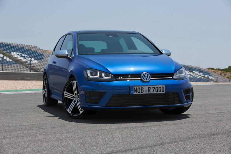 2016 Volkswagen Golf R High Resolution Exterior - image 537639