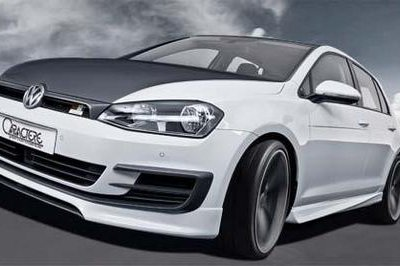 2014 Volkswagen Golf VII by Caractere