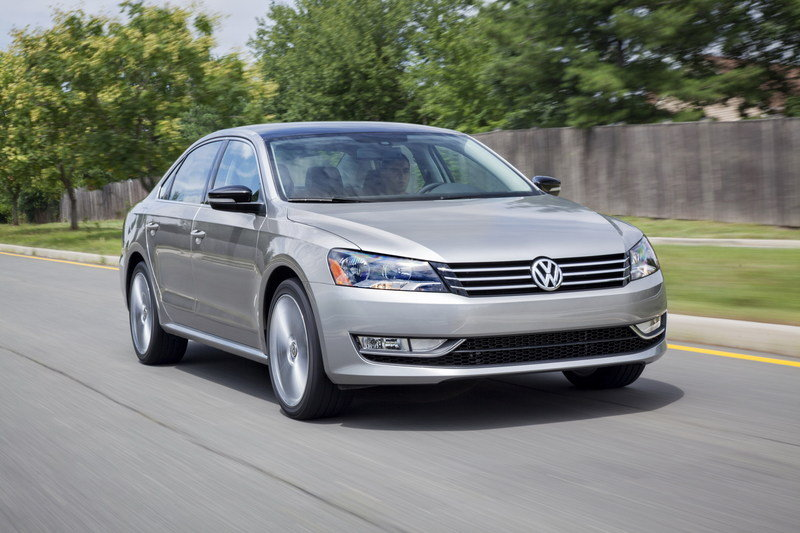 2014 Volkswagen Passat Sport High Resolution Exterior - image 537520