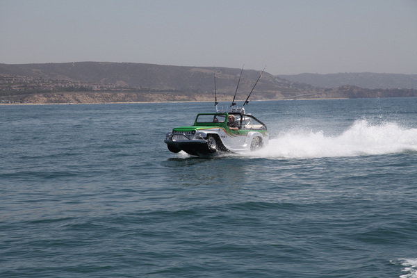 2014 Watercar Panther Car Review Top Speed
