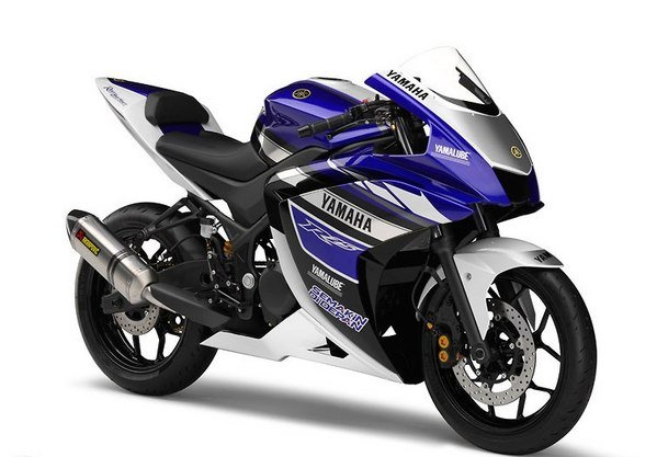 Yamaha Trademarks The YZF-R3 And R3 Names News - Top Speed