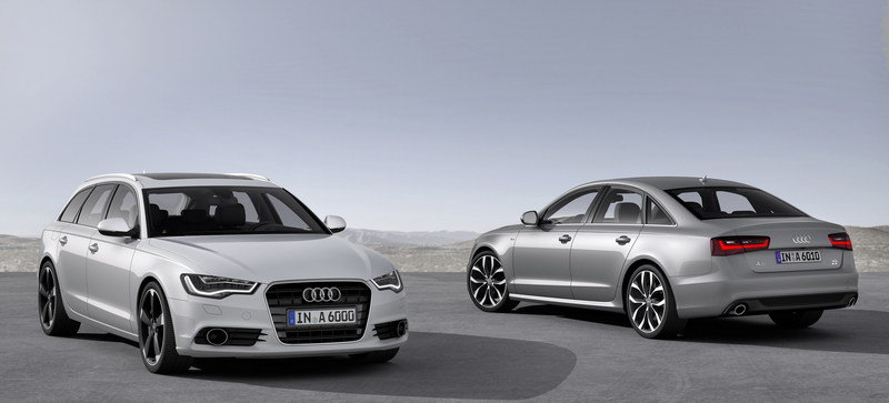 2014 Audi A6 TDI Ultra High Resolution Exterior - image 540617
