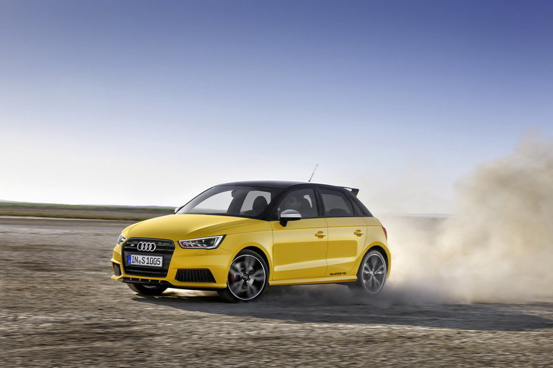 2014 Audi S1 High Resolution Exterior Wallpaper quality - image 541932