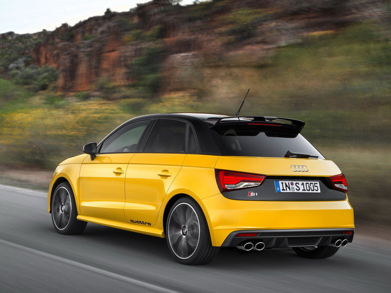 2014 Audi S1 High Resolution Exterior - image 541819