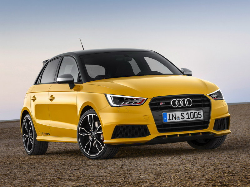 2014 Audi S1 High Resolution Exterior - image 541817