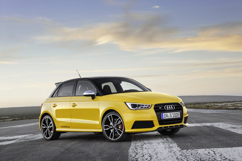 2014 Audi S1 High Resolution Exterior - image 541925