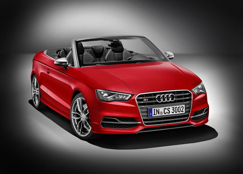2015 Audi S3 Convertible High Resolution Exterior - image 542786