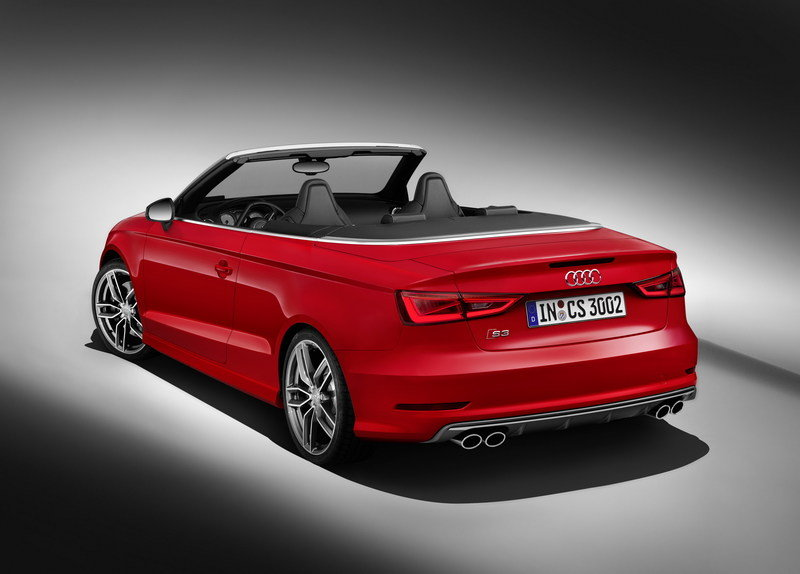 2015 Audi S3 Convertible High Resolution Exterior - image 542787