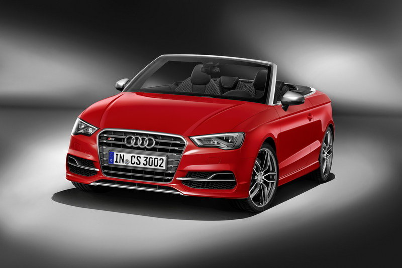 2015 Audi S3 Convertible High Resolution Exterior - image 542783