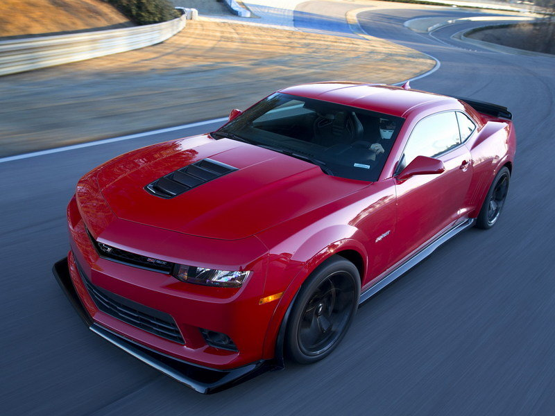 2014 Chevrolet Camaro Z/28 High Resolution Exterior - image 541495