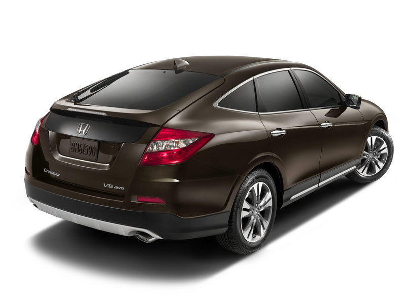 2014 Honda Crosstour High Resolution Exterior - image 542639