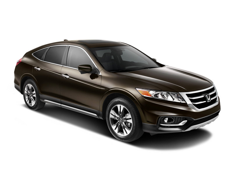 2014 Honda Crosstour High Resolution Exterior - image 542640