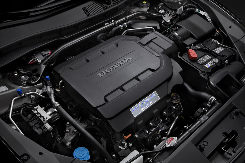 2014 Honda Crosstour High Resolution Drivetrain - image 542643