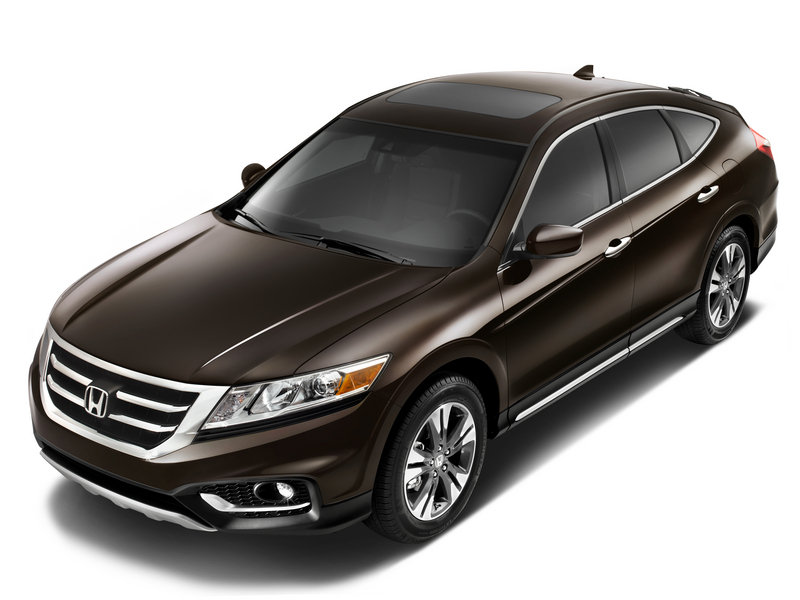 2014 Honda Crosstour High Resolution Exterior - image 542638